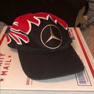 Other - 🚗🚗🚗Vintage Mercedes Racing Hat🚗🚗🚗